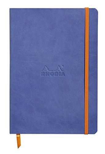 color negro DIN A4, 80 g, 21 x 31 cm, 80 hojas Rhodia 190009C Bloc de notas