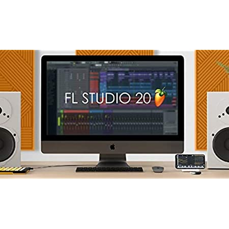 Image-Line Software FL STUDIO 20 Producer EDM向け音楽制作用DAW Mac/Windows対応【国内正規品】