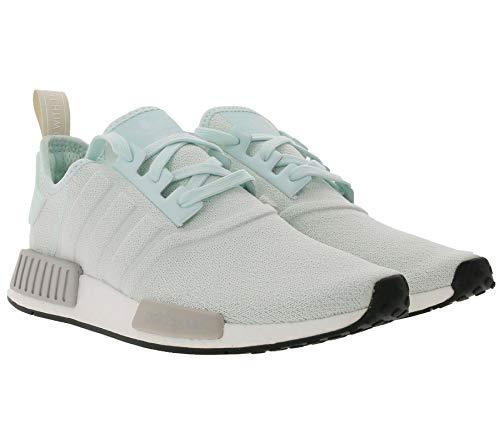adidas Damen NMD_R1 W Sneaker Blau, 37 1/3