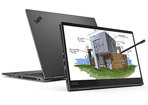 Lenovo ThinkPad X1 Yoga Gen 4 Business Ultrabook Touchscreen Laptop (Intel i7-10510U, 16GB RAM, 512GB NVMe SSD, 14.0' WQHD IPS Touch, Windows 10 Pro) Professional Notebook Computer