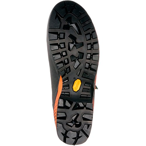 SCARPA(スカルパ)リベレTECHODEU43(27.3cm)ブラック:オレンジ