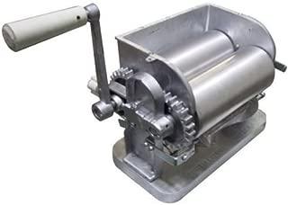 NEW Made in Mexico Monarca Manual Flower/Corn Aluminum Tortilla Maker Roller Press