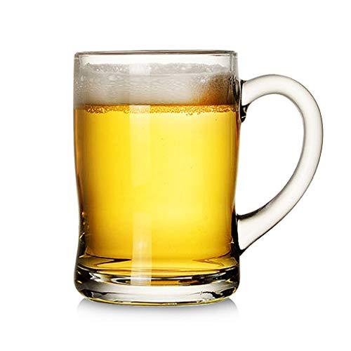YWARX Classic Bier Tankards, Bier Steins/Bier Decanter voor Whiskey of Wijn, Bier Festival Tankard,Geweldig als biercadeau