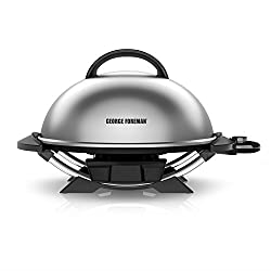 Portable electric grills