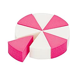 Beautytime professional sponges for make-up, 1-pack (1 x 8 pieces)