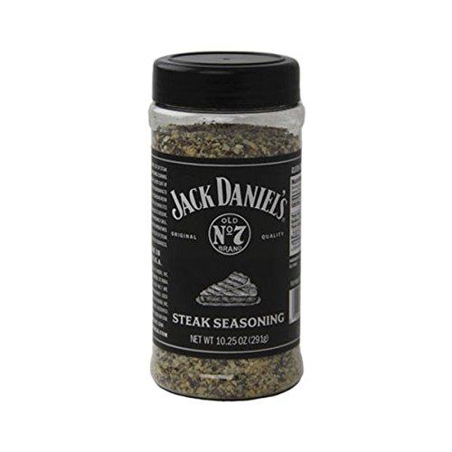 Jack Daniel's Steak Rub, BBQ especiero Steak, 291 g.
