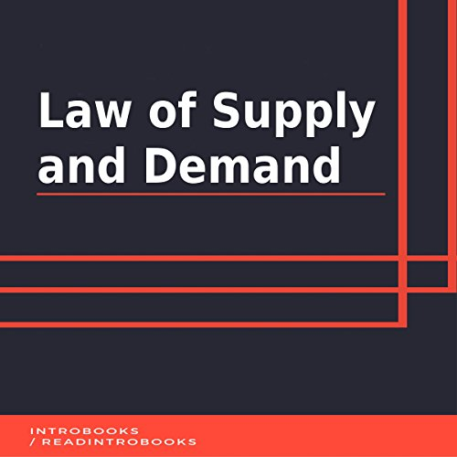 Law of Supply and Demand cover art