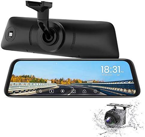 Top 10 Best echomaster – rear-view mirror back-up camera kit – black Reviews
