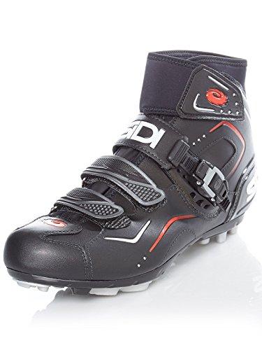 Sidi Breeze Rain Schuhe Herren Black Schuhgröße EU 40 2020 Rad-Schuhe Radsport-Schuhe
