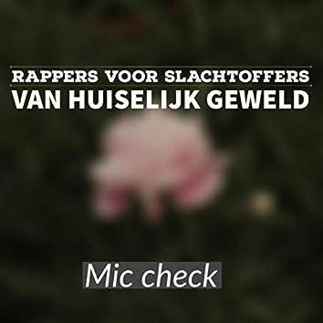 Rappers Voor Slachtoffers Van Huiselijk Geweld (Freestyle)