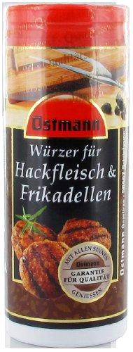 Ostmann Hackfleisch Würzer, 4er Pack (4 x 60 g)