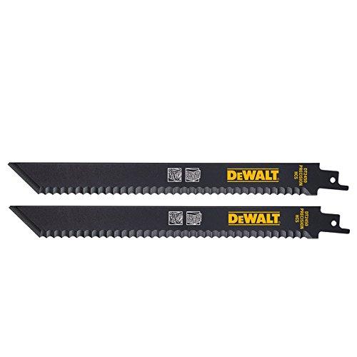 DeWalt DT2450-QZ speciaal reciprozaagblad 225 mm (2 stuks)
