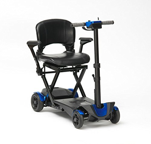Flex Folding Mobility Scooter By V&A Healthcare