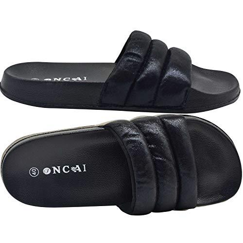 Zapatillas de Mujer Zapatillas de Verano cómodas y de Moda.
