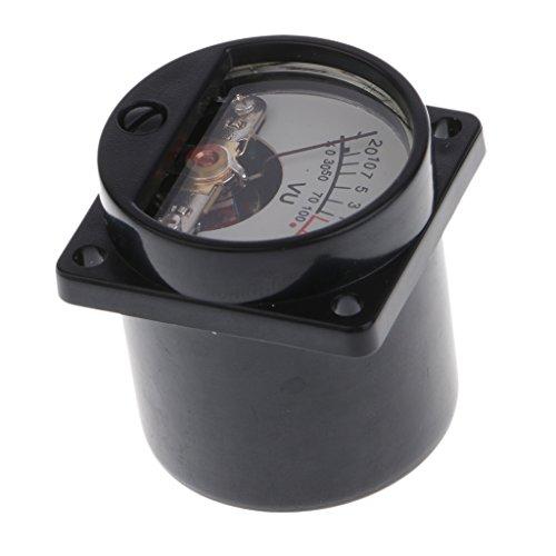 630オームアナログパネル500VUメーターオーディオレベルメーター6-12Vウォームバックライト 部品