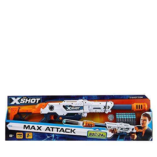 ZURU X-Shot Clip Blaster- Large Max Attack Toy