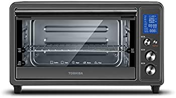 Toshiba Digital Toaster Oven with Double Infrared Heating