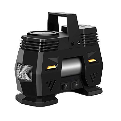 WNN-URG Neumático del, portátil Compresor de Aire de Bomba de 12V DC Auto Bomba de neumáticos con Medidor Digital de la Pantalla de presión for el Coche de Uso de Emergencia URG