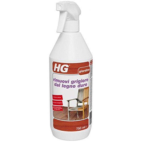 HG - HG remove gray from hard wood