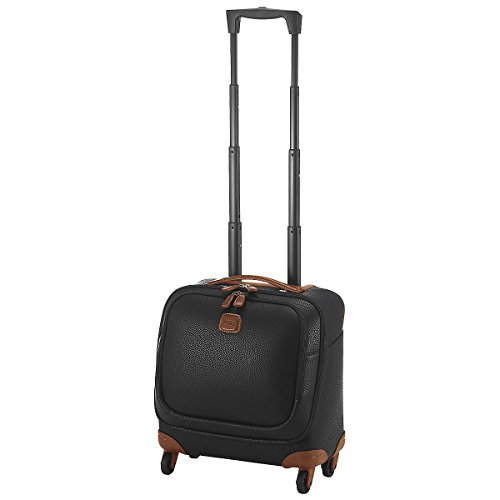 Bric's Magellano Maleta a 4 ruedas Business 39 cm black brown