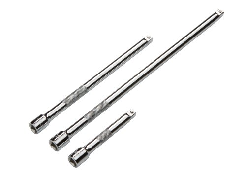 TEKTON 1596 1/4-Inch Drive Extension Bar Set, 3-Piece