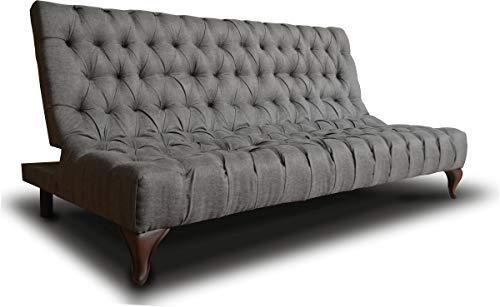 MOBLECASA Sofa Cama Sillon FUTON Chesterfield