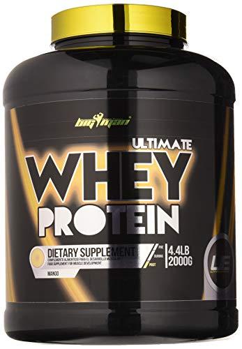 Big Man Nutrition Ultimate Whey Proteína Compuesta, Mango - 2000 gr