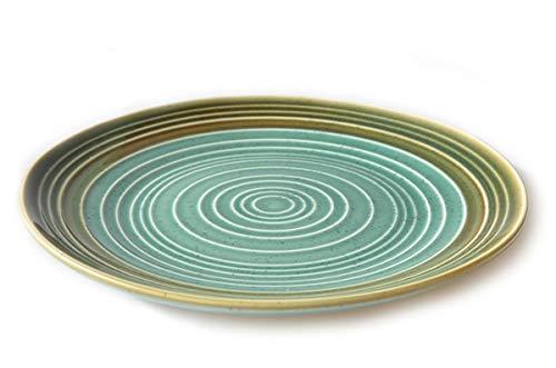 THE CHEF COLLECTION – Plato Llano Art 26, Colección Art, plato llano, porcelana colores, 26,5x26,5x2,6 cm.