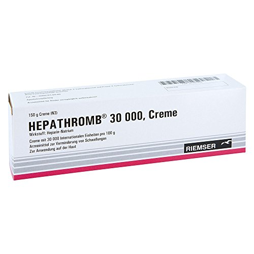 HEPATHROMB Creme 30.000 150 g