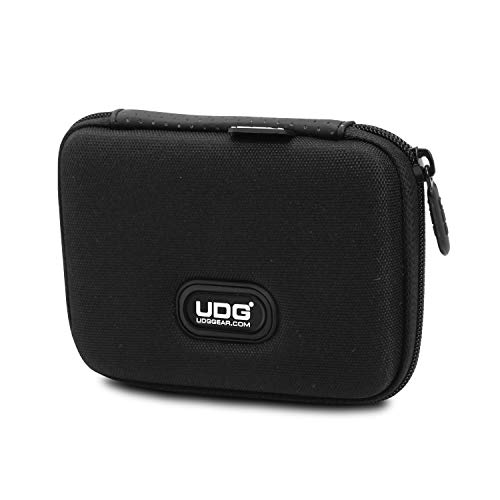 UDG Creator Digi Hardcase Small Custodia semirigida per memorie di massa, USB, Auricolari, Biglietti da visita e accessori vari, Nero