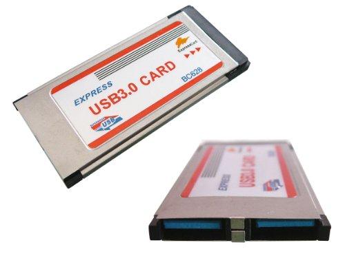 Kalea Informatique Expresskarte (34 mm, 2 x USB 3.0)