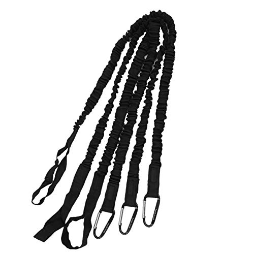 Correa de Paleta, Correa de Paleta de Nailon Simple Resistente, compacta, práctica y Duradera para Canoa, Remo, Kayak