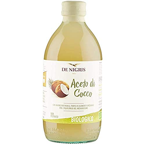 Aceto di Cocco Biologico 500 ml | De Nigris 1889