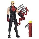 Marvel - Personaje de Avengers, serie Titan Hero, figura de acción de Ojo de halcón, de 30 cm