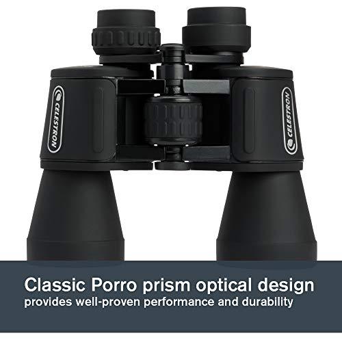 Celestron 71257 UpClose G2 10 x 50 Porro Binocular