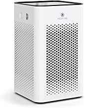 Medify MA-25 Air Purifier with H13 True HEPA Filter   500 sq ft Coverage   for Smoke, Smokers, Dust, Odors, Pet Dander   Quiet 99.9% Removal to 0.1 Microns   White, 1-Pack