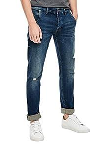 Q/S designed by - s.Oliver Herren 520.12.009.26.180.2039968 Jeans, Dark Blue, 34/32