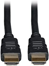 Tripp Lite HDMI Cable with Ethernet, Standard Speed, 1080p, Digital Video with Audio (M/M), 50 ft. (P569-050)
