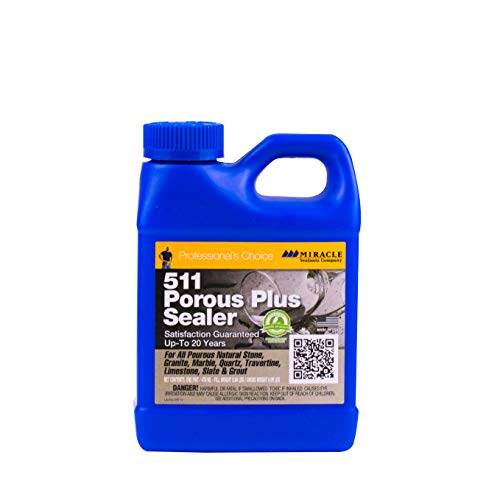 Miracle Sealants PLUSPT6 511 Porous Plus Penetrating Sealers, Pint