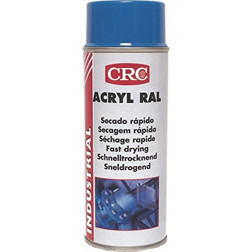 CRC - Pintura Acrílica De Secado Rápido Acryl Ral 8014 Marron 400 Ml