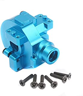 Shaluoman HSP 102075 Aluminum Gear Box with Screw 02051 RC 1:10th Upgrade Parts Blue