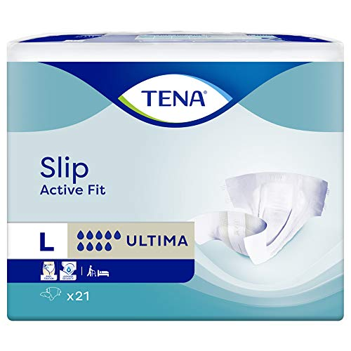 Tena Slip Active Fit Ultima Large - Packung mit 21 Stück