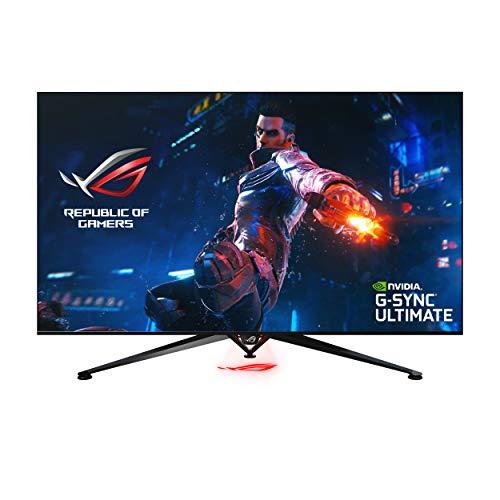 "Asus ROG Swift PG65UQ 65"" HDR Gaming Monitor 144Hz 4K (3840 X 2160) G-Sync Ultimate Eye Care DisplayPort HDMI USB Aura Sync HDR10 Displayhdr1000 UHD Premium"