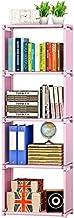 Adjustable Bookcase Bookshelf Home Furniture Storage Cube Cabinet Organiser