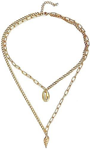 NC83 Collar Mujer Signo hindú Collar Yoga Charm Collares pendientes para mujeres Lindos hombres pequeños India Oración Collares pendientes Cadena fina Collar de joyería Regalo