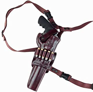 Galco Kodiak Shoulder Holster (Dark Havana Brown)
