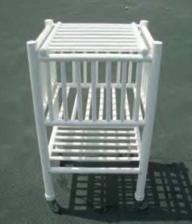 Tennis Ball Baskets PVC Overseas parallel import regular item Cart - Clearance SALE! Limited time!