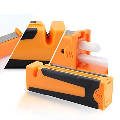HRRH Couteau Professionnel en Plein air Sharpener, Multifonctions Cuisine Affûtage céramique Sharpener Outil