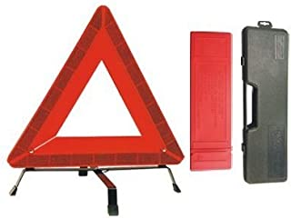 AYKRM Tri/ángulos Reflectantes Emergencia Rojo1, Size