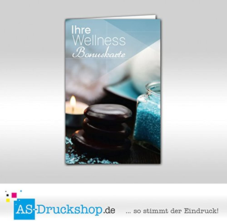 Bonuskarten Wellness - Hellblau 250 Stück Stück Stück B07D3XJJ7Z   Abgabepreis    Outlet Store    Neue Produkte im Jahr 2019  629277